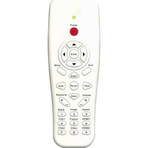 Optoma BR-3080N Remote Control for ZW300USTi, ZW300UST, and ZH400UST projector
