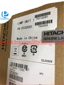 DT02061 Hitachi Genuine Projector Lamp Original Module for HITACHI CPEU4501WN