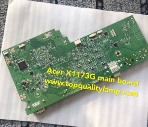 Acer X1173G Projector Main Board/Mother Board